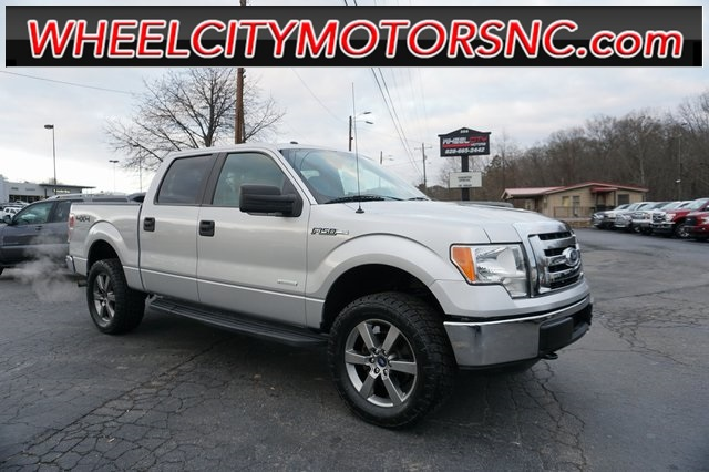 2011 Ford F-150 XLT for sale by dealer