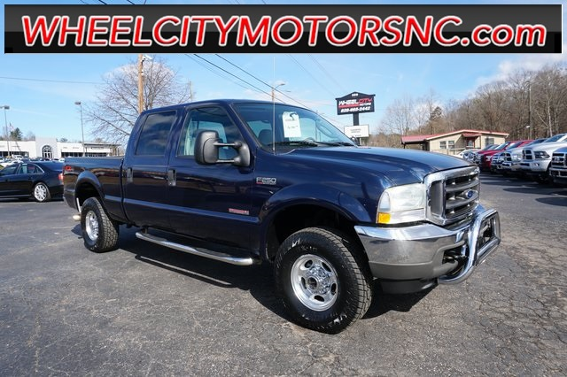 2004 Ford F-250SD Lariat for sale by dealer