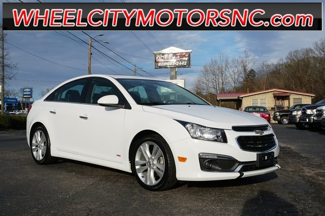 2015 Chevrolet Cruze LTZ for sale by dealer