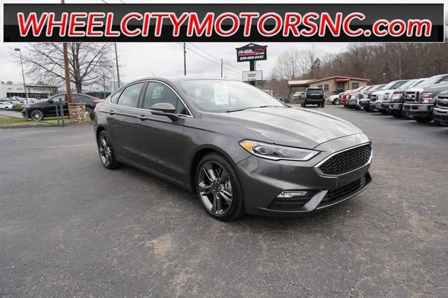 2017 Ford Fusion Sport for sale by dealer
