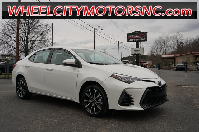2018 Toyota Corolla SE for sale by dealer