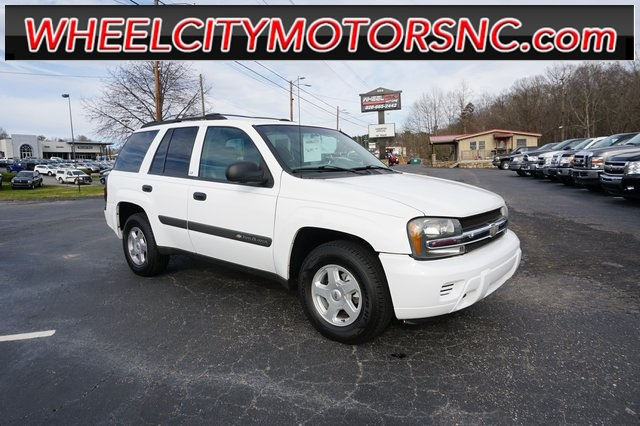 2003 Chevrolet TrailBlazer LS for sale by dealer