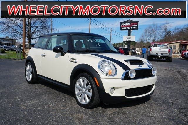 2008 MINI Cooper S Base Asheville NC