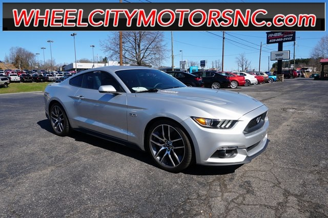 Ford Mustang GT Premium Whipple Supercharged in Asheville