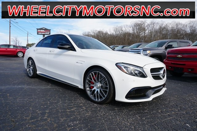 2016 Mercedes-Benz C-Class C 63 S AMG® for sale by dealer