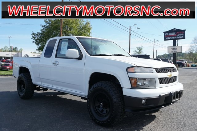 2010 Chevrolet Colorado Work Truck for sale by dealer