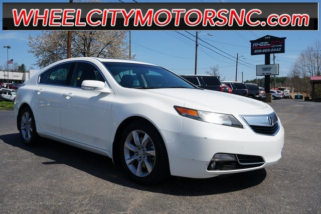 2012 Acura TL 3.5 for sale by dealer