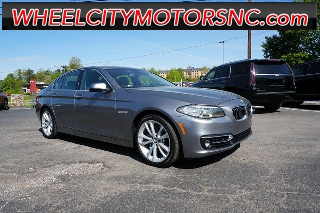 2015 BMW 5 Series 535i for sale by dealer
