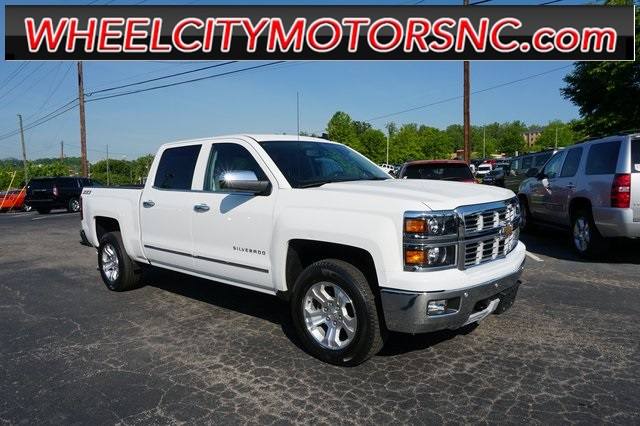 2015 Chevrolet Silverado 1500 LTZ for sale by dealer
