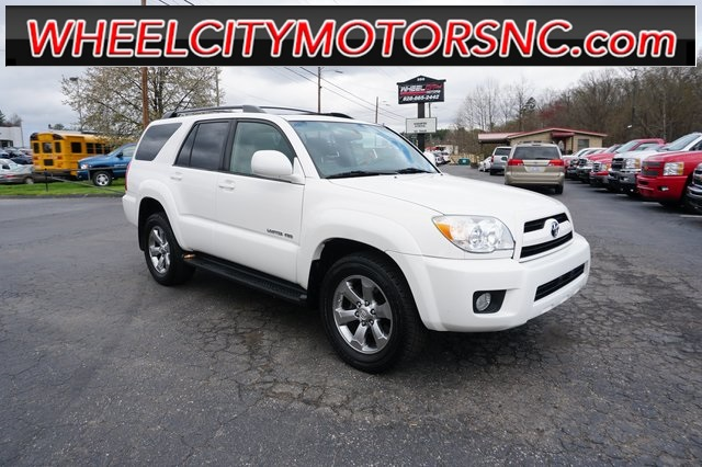 2006 Toyota 4Runner Limited Asheville NC