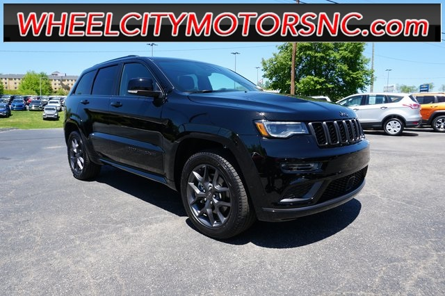 2019 Jeep Grand Cherokee Limited X Asheville NC