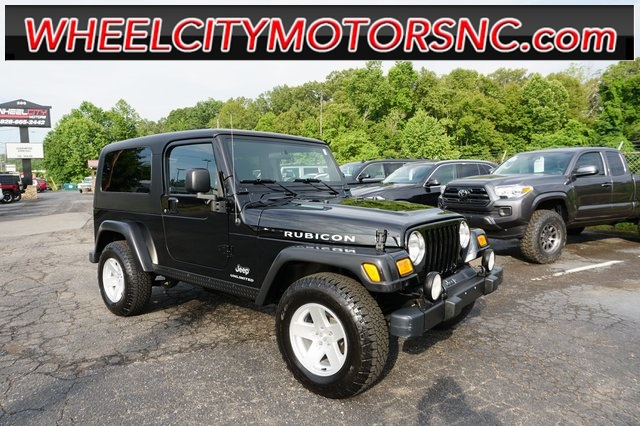 2006 Jeep Wrangler Unlimited Rubicon for sale by dealer