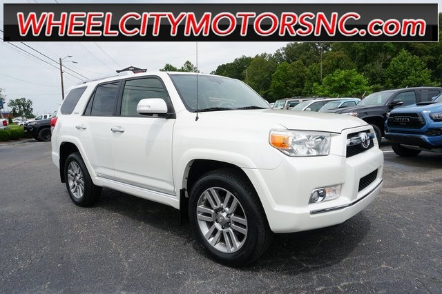2012 Toyota 4Runner Limited for sale by dealer