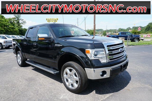 2013 Ford F-150 Lariat for sale by dealer