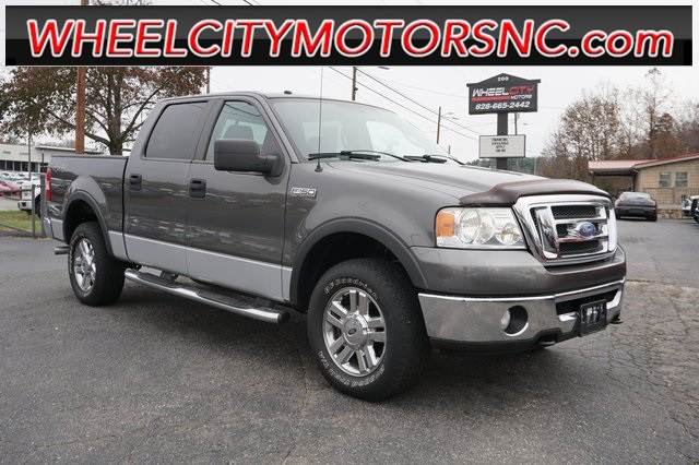 2008 Ford F-150 XLT for sale by dealer