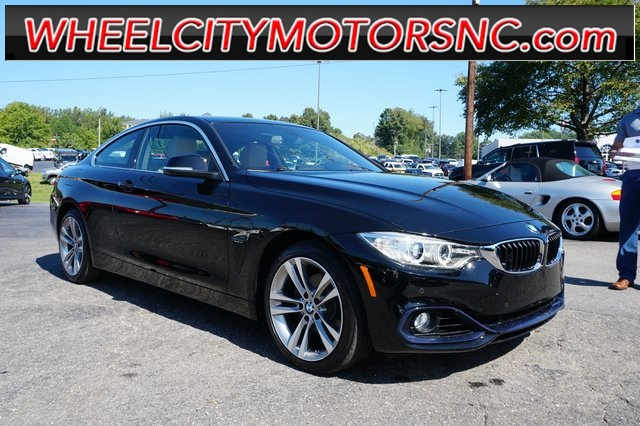 2016 BMW 4 Series 428i xDrive for sale by dealer