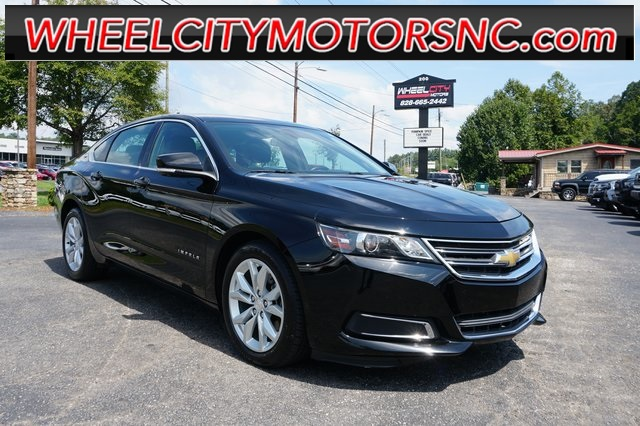 2016 Chevrolet Impala LT for sale by dealer