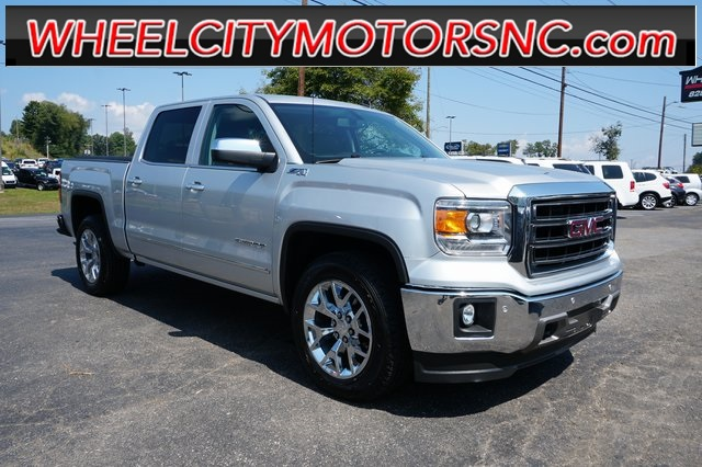 2014 GMC Sierra 1500 SLT for sale by dealer