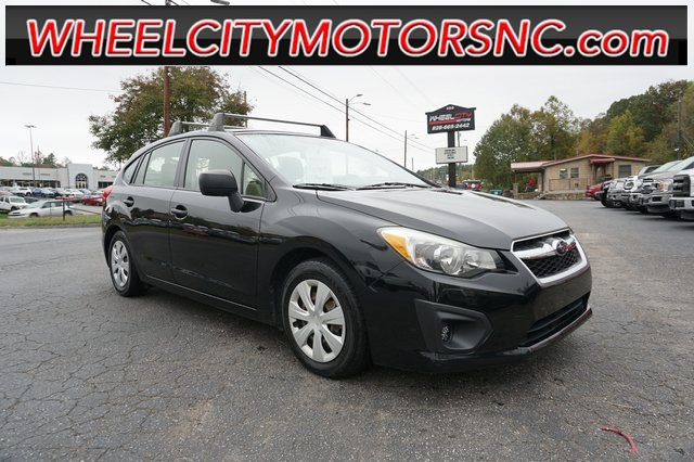 2014 Subaru Impreza 2.0i for sale by dealer