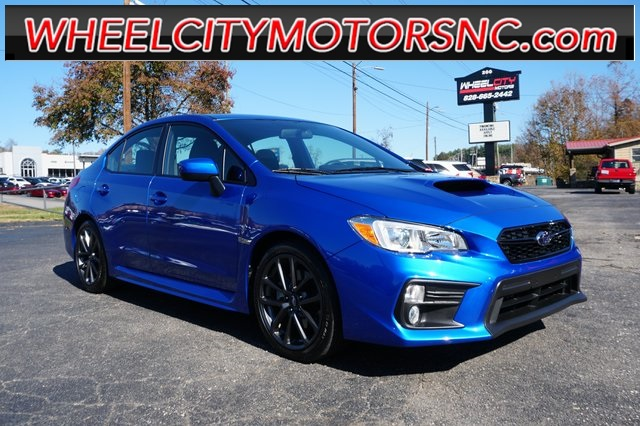 2019 Subaru WRX Premium for sale by dealer