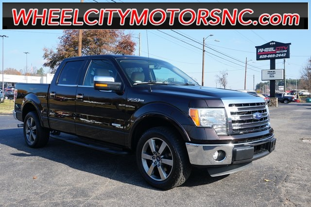 2014 Ford F-150 Lariat for sale by dealer