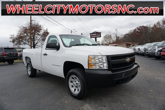 2007 Chevrolet Silverado 1500 Work Truck for sale by dealer