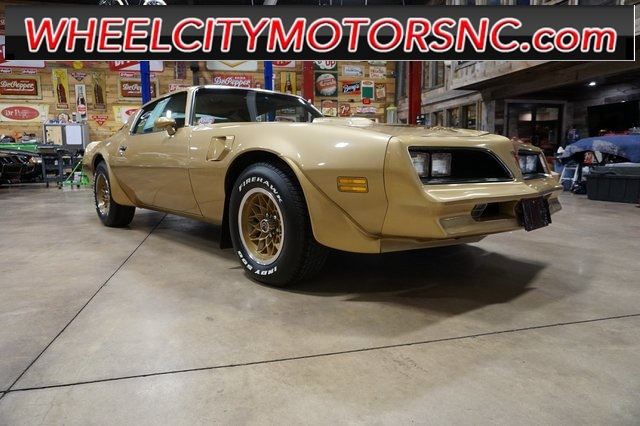 1978 Pontiac Firebird Trans Am for sale by dealer