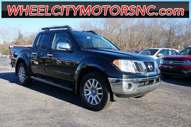 2012 Nissan Frontier SL for sale by dealer
