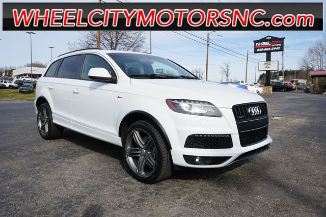2015 Audi Q7 3.0T S line Prestige for sale by dealer