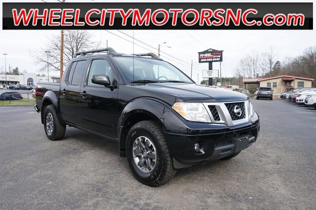 2015 Nissan Frontier PRO for sale by dealer