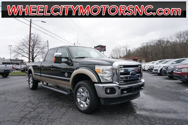 2012 Ford F-250SD Lariat for sale by dealer