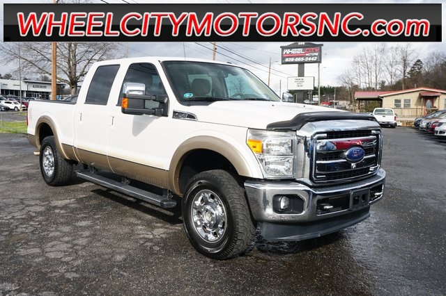 2012 Ford F-250SD Lariat Bi-Fuel for sale by dealer