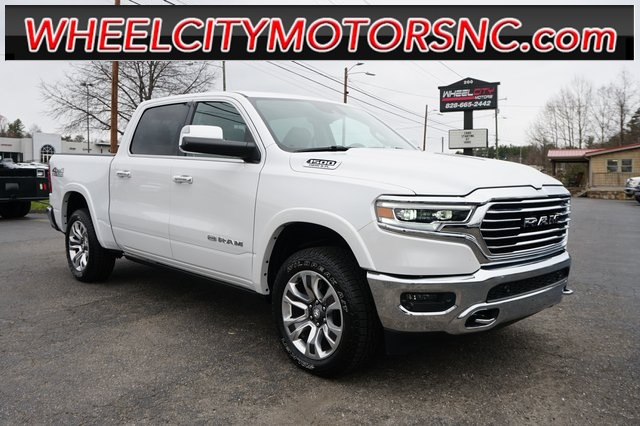 2019 Ram 1500 Laramie Longhorn for sale by dealer