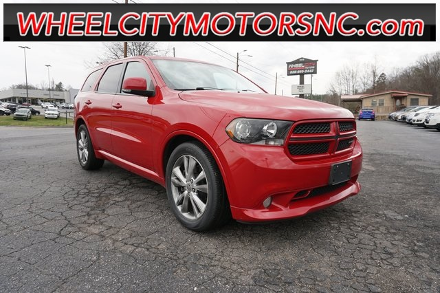 2012 Dodge Durango R/T for sale by dealer