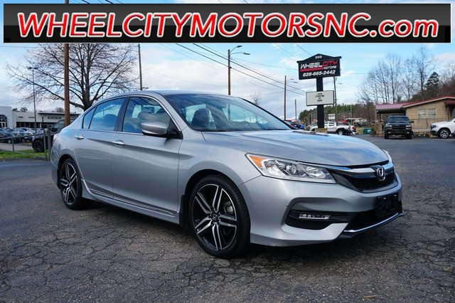 2016 Honda Accord Sport for sale by dealer