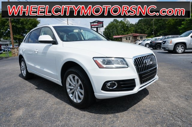 2013 Audi Q5 2.0T Premium for sale by dealer