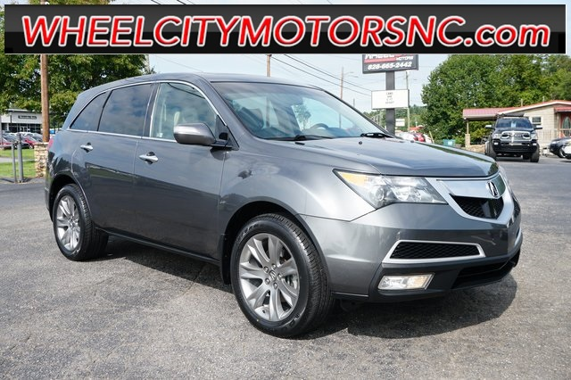 2012 Acura MDX 3.7L Advance Package for sale by dealer