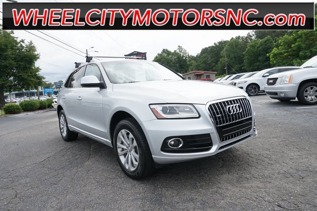2014 Audi Q5 2.0T Premium Plus for sale by dealer