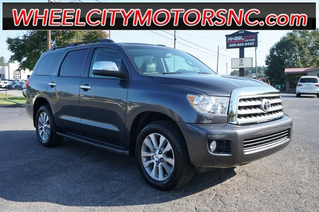 2016 Toyota Sequoia Limited for sale by dealer