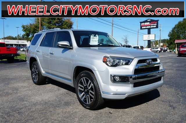 2017 Toyota 4Runner Limited for sale by dealer