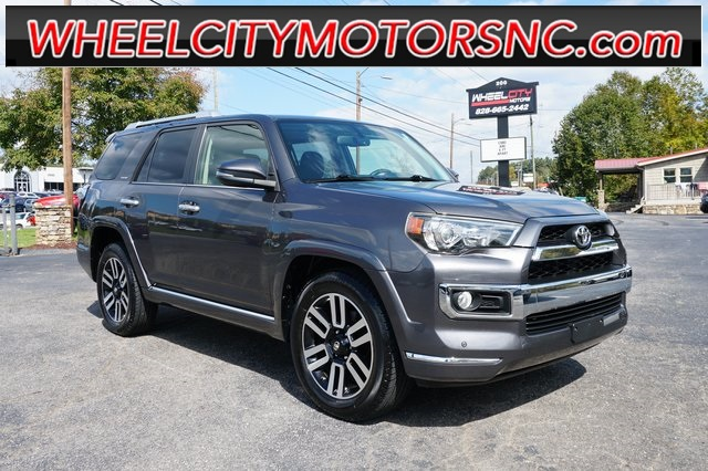 2014 Toyota 4Runner Limited for sale by dealer
