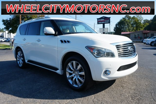 2012 INFINITI QX56 Base for sale by dealer