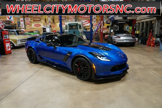 2016 Chevrolet Corvette Z06 for sale by dealer