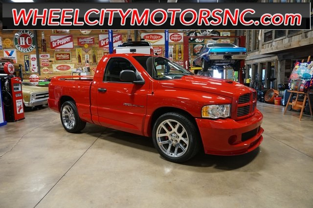 2004 Dodge Ram 1500 SRT10 for sale by dealer