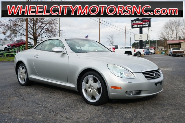 2005 Lexus SC 430 for sale by dealer