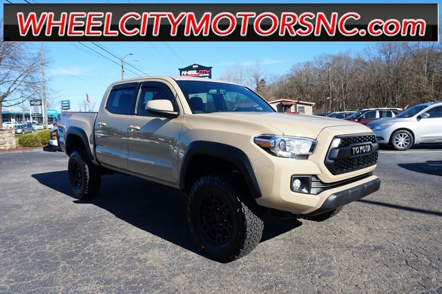 2017 Toyota Tacoma TRD Offroad for sale by dealer