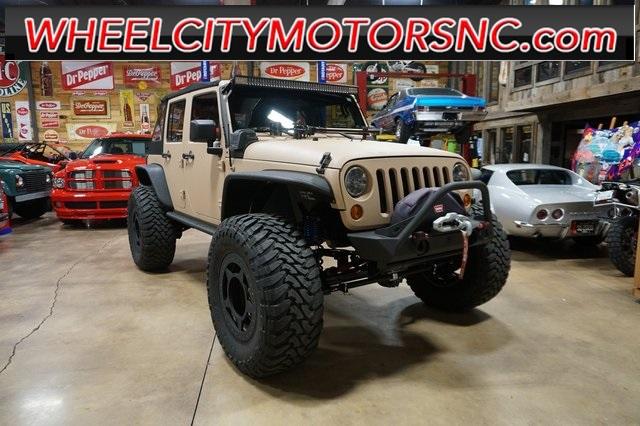 2012 Jeep Wrangler Unlimited Sport for sale by dealer