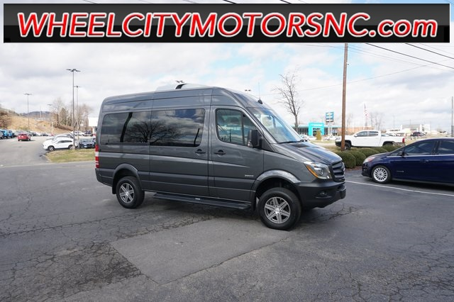 2015 Mercedes-Benz Sprinter 2500 Crew 144 WB for sale by dealer