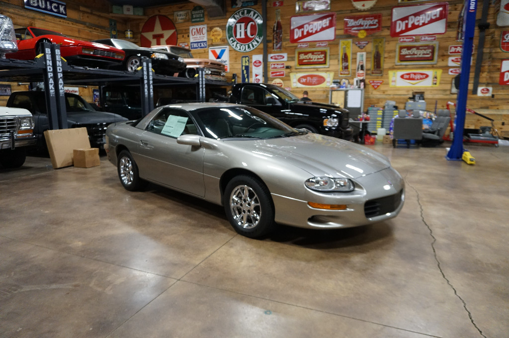2001 Chevrolet Camaro Z28 Coupe for sale by dealer