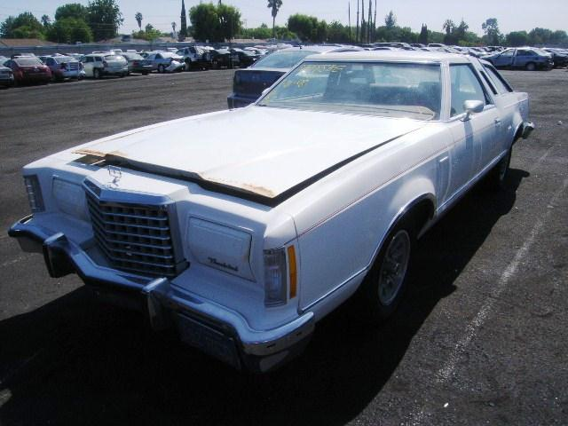 1978 Ford Thunderbird for sale by dealer